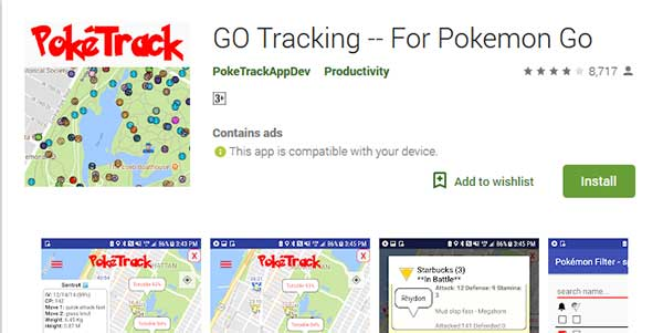 Pokevision Alternative: Go Tracking – Top 10 Pokevision Alternatives to Choose from