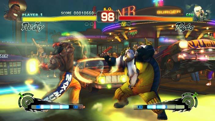 street fighter 4 iso