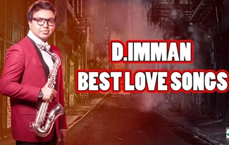 D.Imman Super Hit Best Love Audio Jukebox