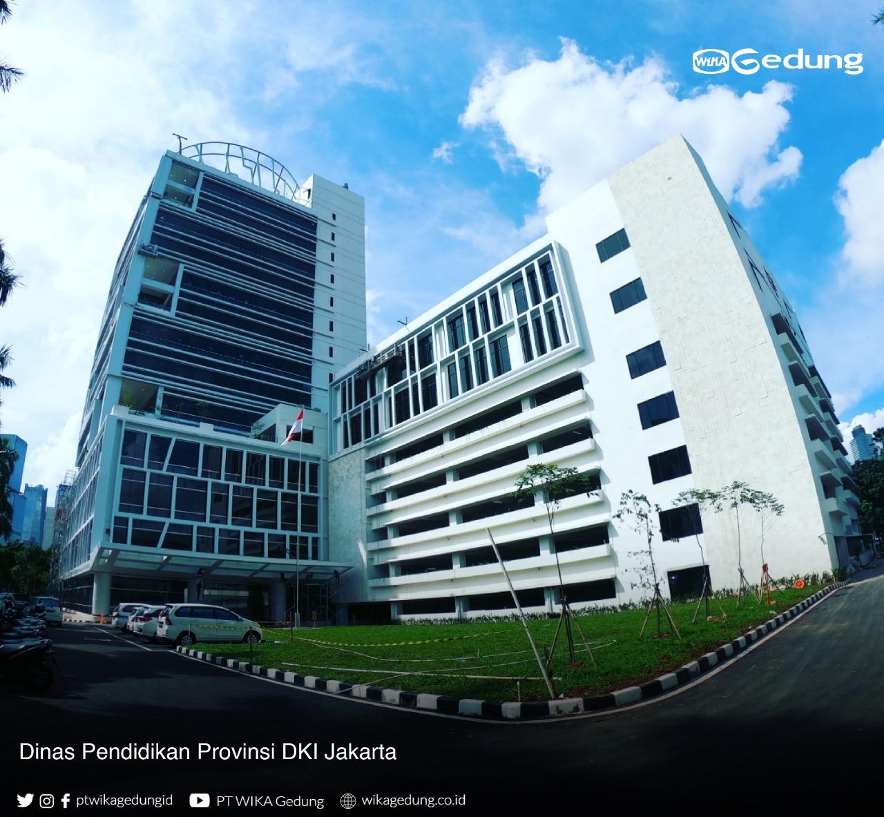 perusahaan baja ringan di jakarta kontraktor bangunan jawa timur wika gedung