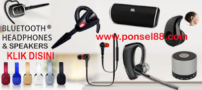 Bluetooth Headset & Speaker KLIK DISINI!