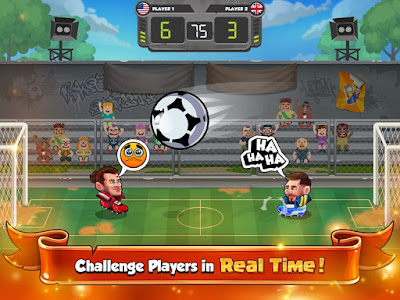 اللعبة الشهيرة Head Ball 2