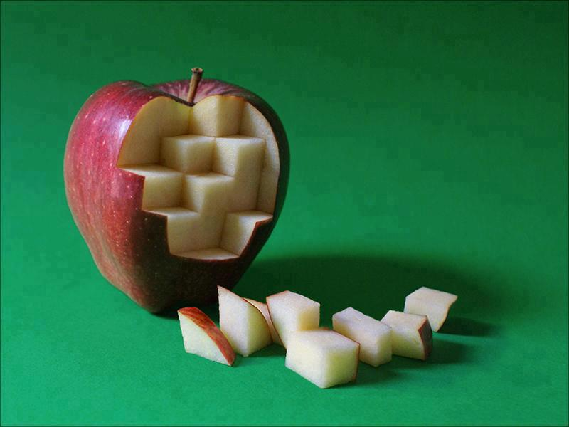 Funny-at-all: Apple Arts