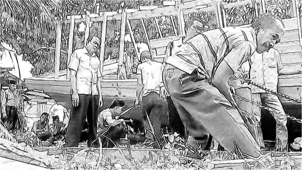 Cerita Rakyat Dumai 3 Anak Indonesia