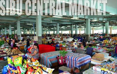 Pasar Bear Sibu