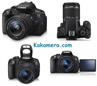 Harga Kamera Canon EOS 700D
