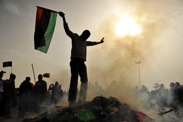 rivolta araba