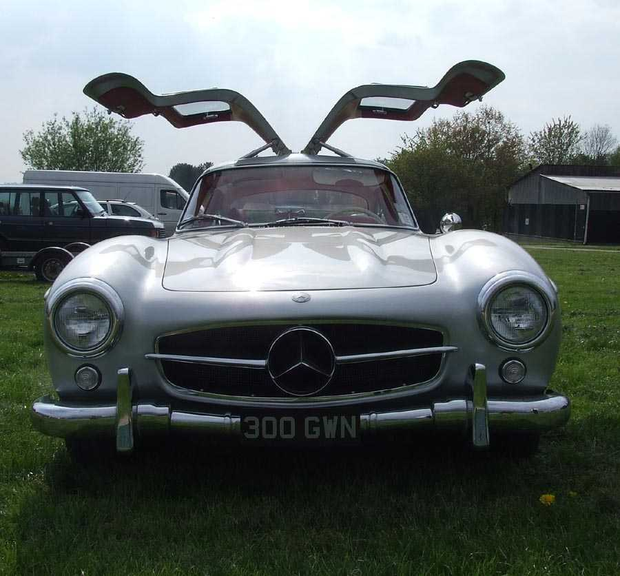 Car News 2014: Gullwing Looks To Fly At Charterhouse Car