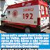 Idosa sofre queda dentro de casa no Zé Velho, aguarda SAMU por cerca de três horas e não recebe atendimento, nem do SAMU nem do Hospital de Queimadas