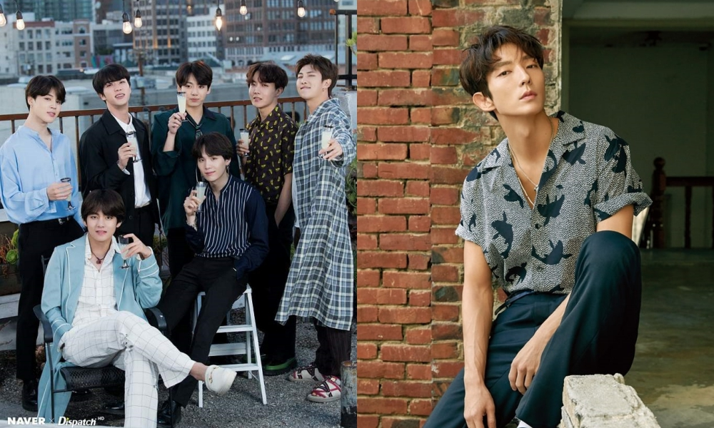 Wish to Receive an Awards at Oscars, Lee Jun Ki Makes BTS As an Encouragement