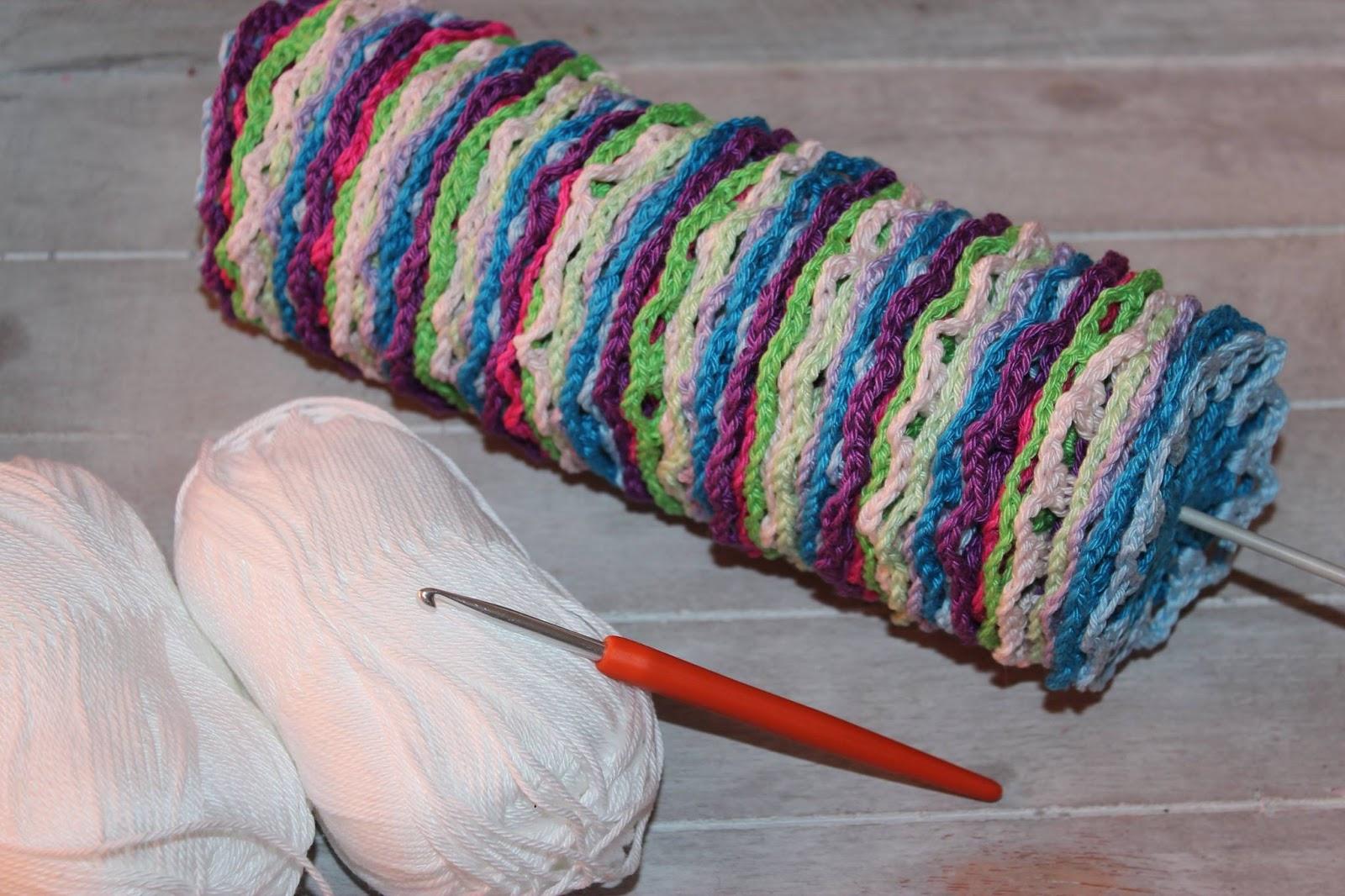 Crochet Of Joy Flight Of Fancy Sjaal