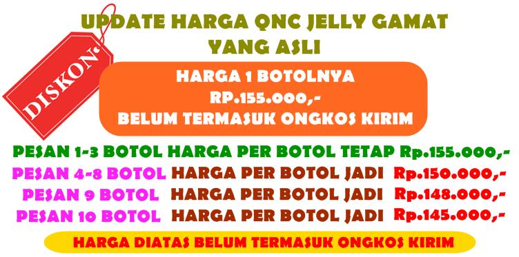 Penjual QnC Jelly Gamat di Jakarta Timur