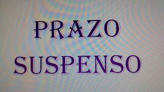Por conta do início da vigência do Novo Código de Processo Civil os prazos processuais na 1ª e 2ª instâncias estarão suspensos no dia 18/03/2016.  A suspensão foi determinada pelo Tribunal de Justiça de São Paulo (TJSP) e