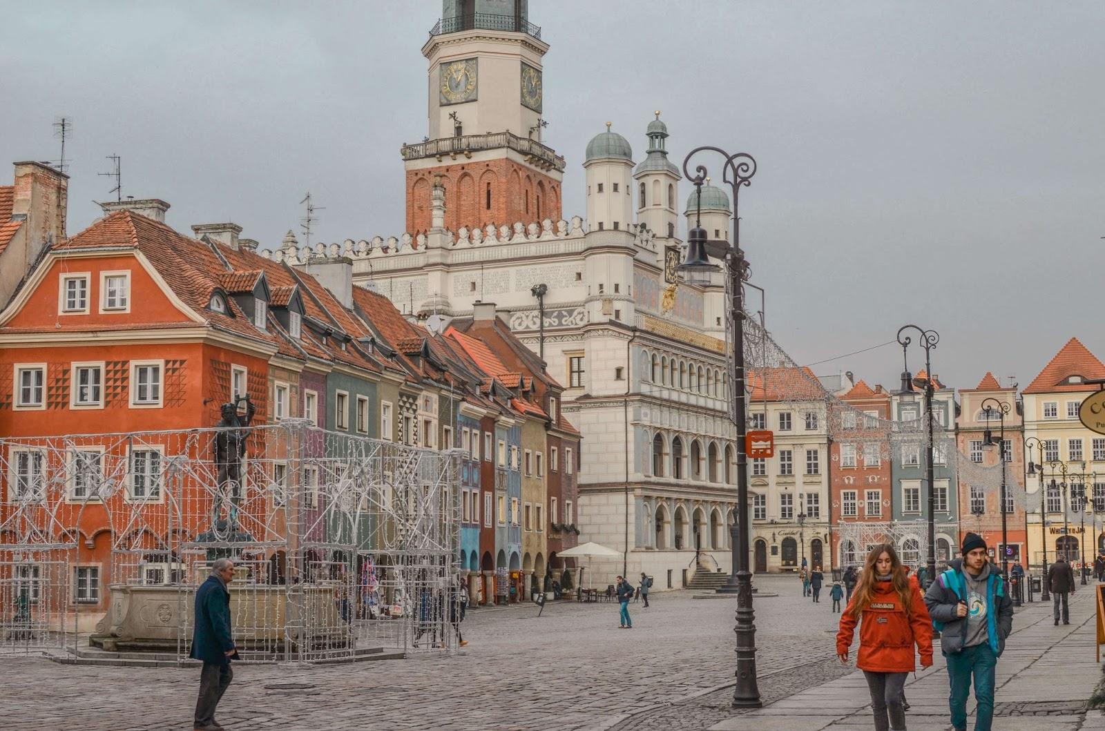 viaje polonia