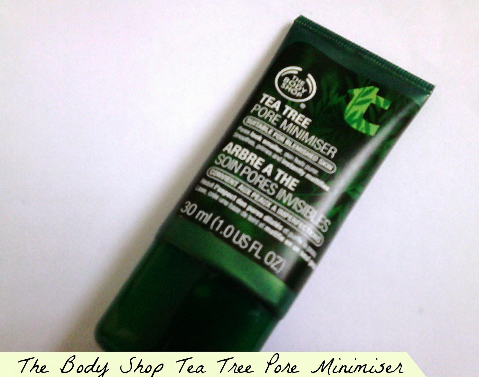 The Bodyshop Tea Tree Pore Minimiser