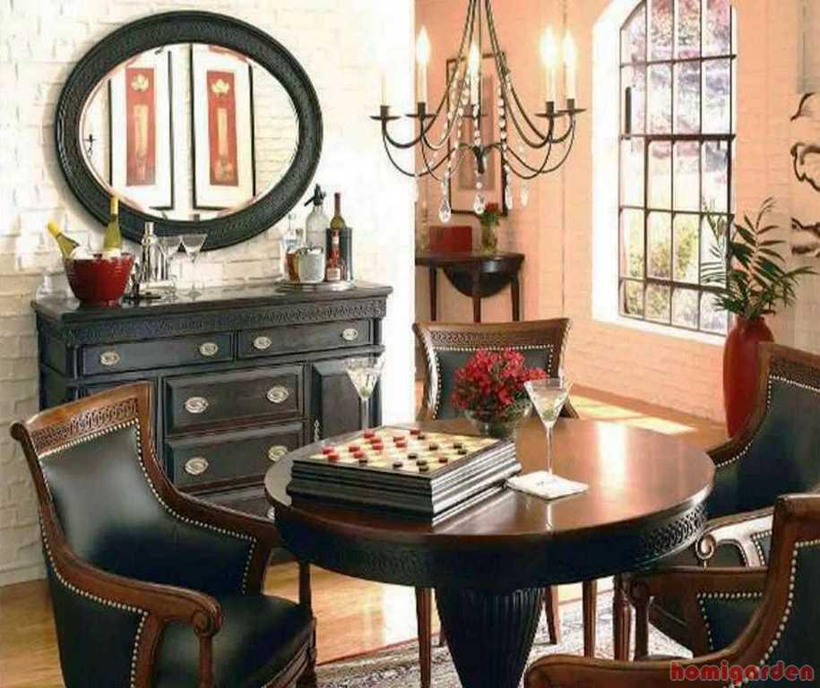 Beautiful Small Dining Rooms: Beautiful & Elegant Small Dining Room Design: Dining Room