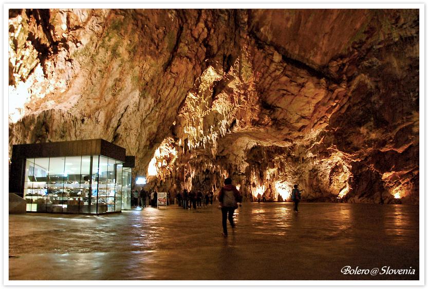 【斯洛維尼亞13-2】漫遊歐洲最大的奇異地穴.波斯托伊那鐘乳石洞 Postojna Cave | 波麗露的地球凹洞