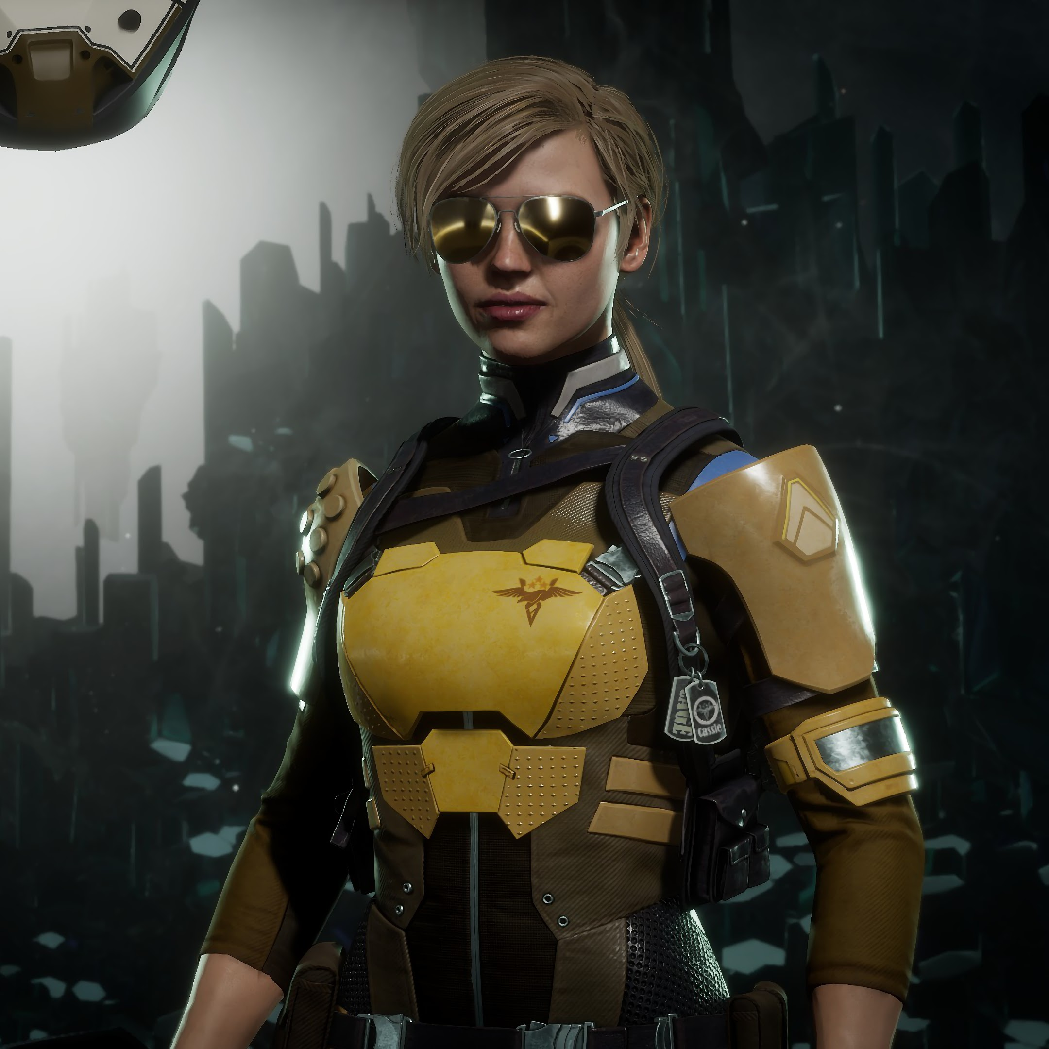 Cassie Cage  Mortal Kombat 11  4k   206 Wallpaper