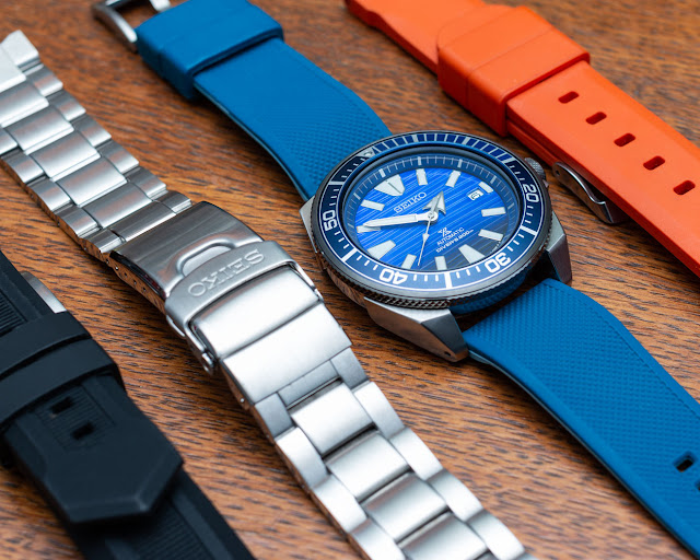 Seiko Prospex SRPC93 'Save The Ocean' Samurai Dive Watch Review