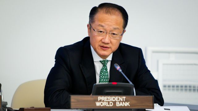 President Buhari asked us to focus on Northern Nigeria only - World Bank