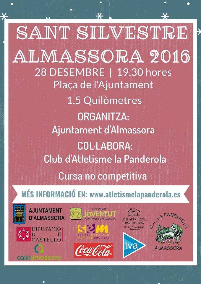 SANT SILVESTRE ALMASSORA 2016