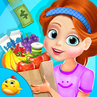 Kids Supermaket shopping game