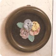 Cuadros Romaticos a Crochet