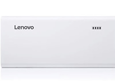 5. Lenovo PA13000 13000mAH Power Bank