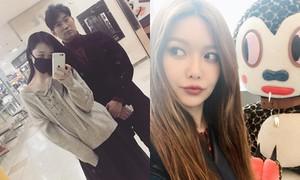 Sao Hàn 9/12: Sulli mặc gợi cảm đi hẹn hò, Soo Young nối tóc dài khác lạ