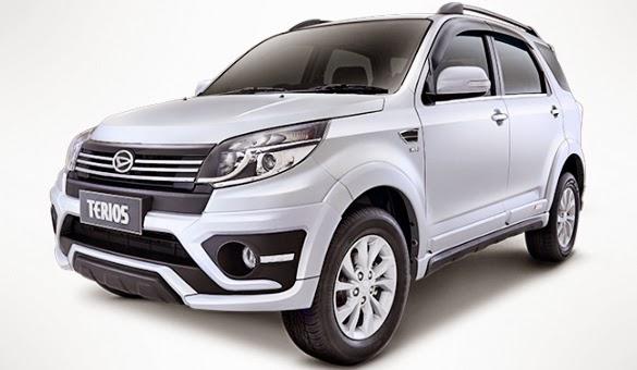 Harga Update Mobil Daihatsu Terios Tahun 2016 Berita Seputar Mobil