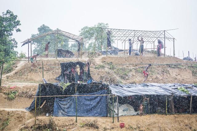 Kekerasan Rohingya Seperti Pembantaian Srebrenica