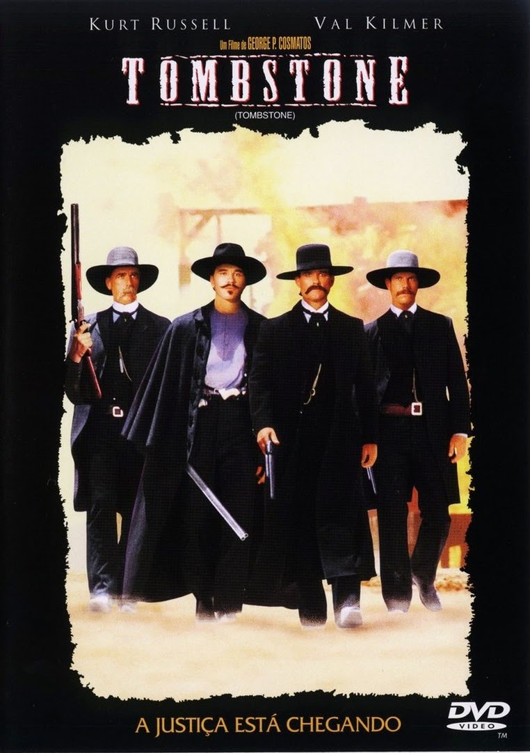 Tombstone - A Justiça Está Chegando - HD 720p