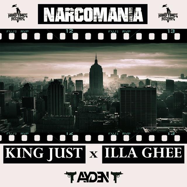 "Listen to ""NarcoMania"" by PR Dean Feat. Illa Ghee & King Just (((AUDIO)))"