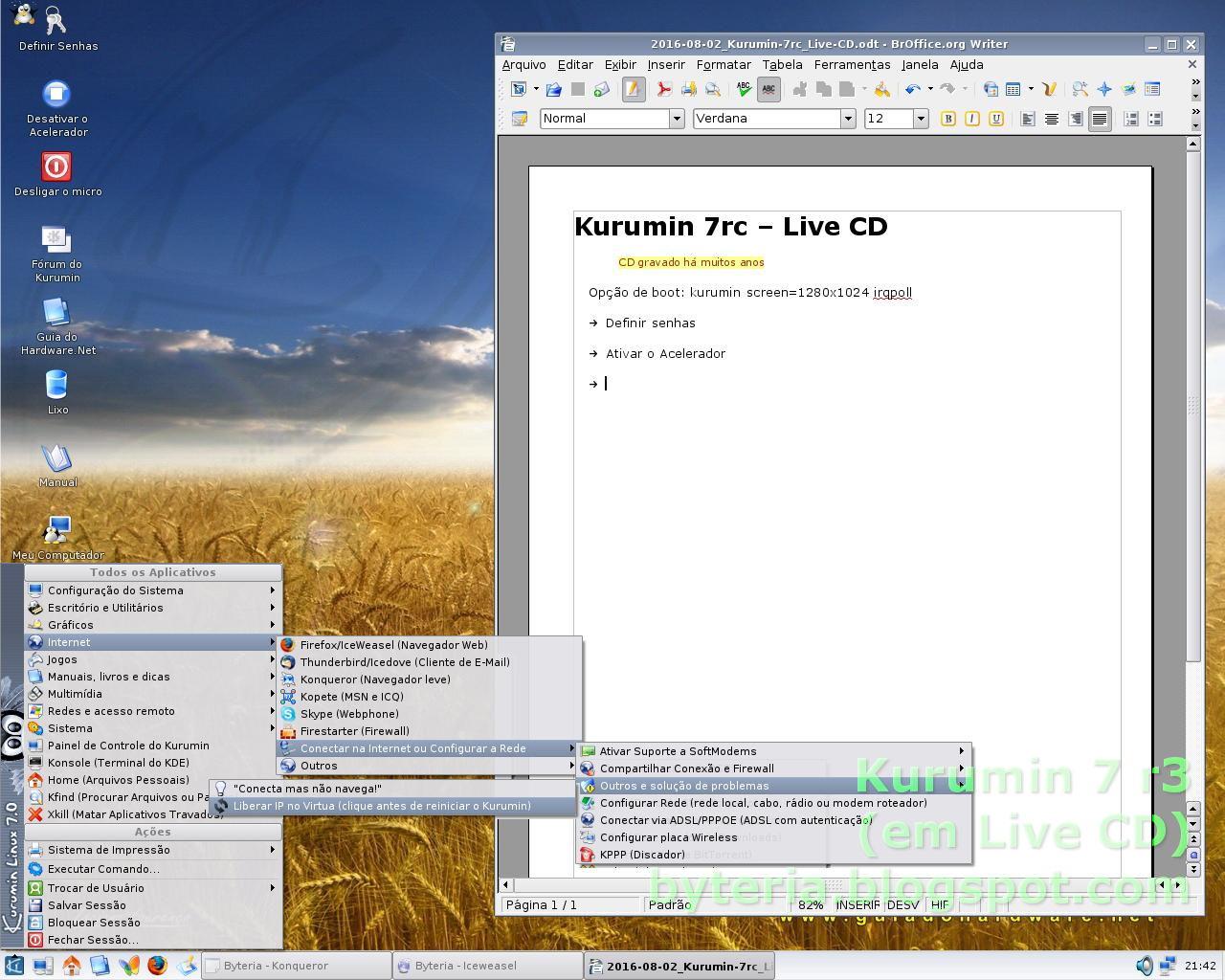 kurumin 7 live cd