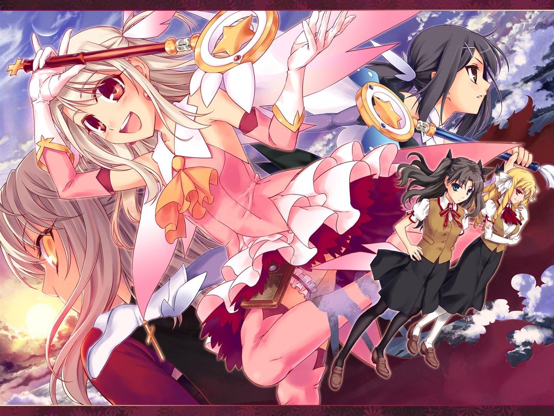 Fate/kaleid liner Prisma☆Illya BD Subtitle Indonesia Batch