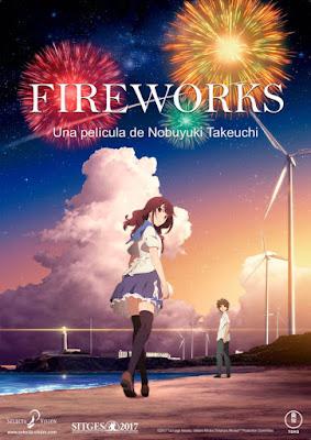 Fireworks de Shunji Iwai