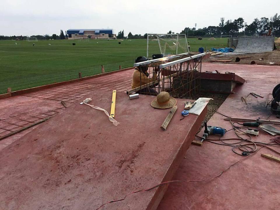 SkateMalaysia: NEW SKATEPARK IN PASIR GUDANG, JOHOR