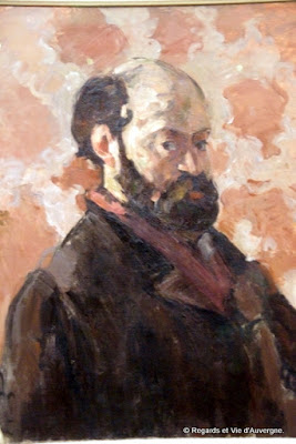 Autoportrait : Paul Cézanne