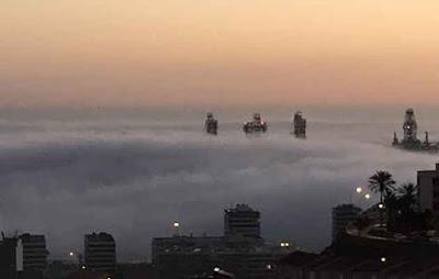 El aviso amarillo por calima en Canarias, hasta el sábado 11 marzo