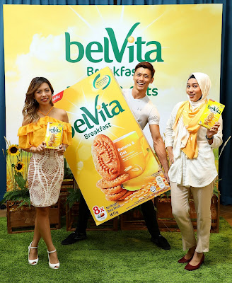 BANANA & OATS FLAVOUR, LATEST FROM BELVITA BREAKFAST BISCUITS