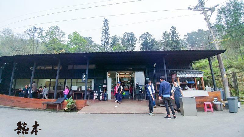 台灣農林熊空茶園|熊空茶園櫻花園|三峽櫻花季