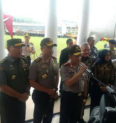 Insiden Lubuk Linggau, Kapolri Akui Polisi  Kurang Pelatihan