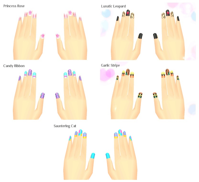New Style Boutique 3: Styling Star Guide: Beautician - Nails