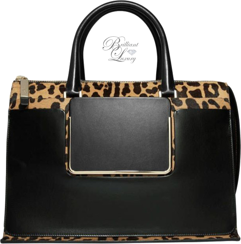 Brilliant Luxury ♦ Roger Vivier Leopard Bag