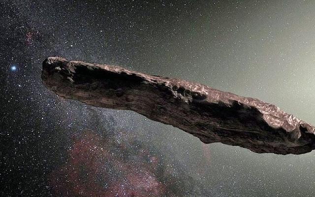 Según científicos de Harvard, hay una nave alienígena en el sistema solar Oumuamua-1549266360
