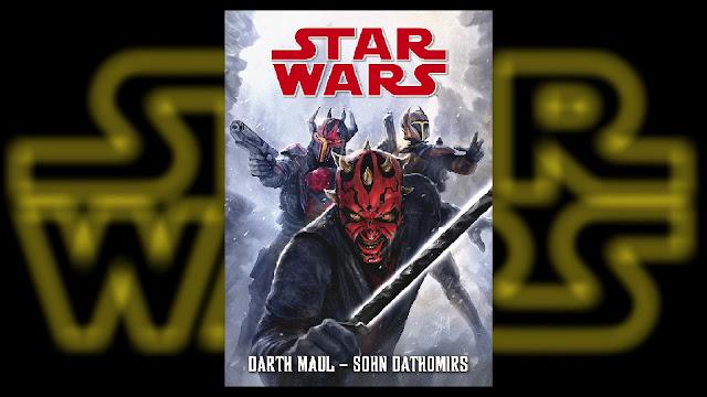 Recenzja - Star Wars™: Darth Maul: Sohn Dathomirs (Son of Dathomir) - Jeremy Barlow