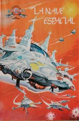 Star Fleet, Bomber X, vhs, español, castellano, brian may