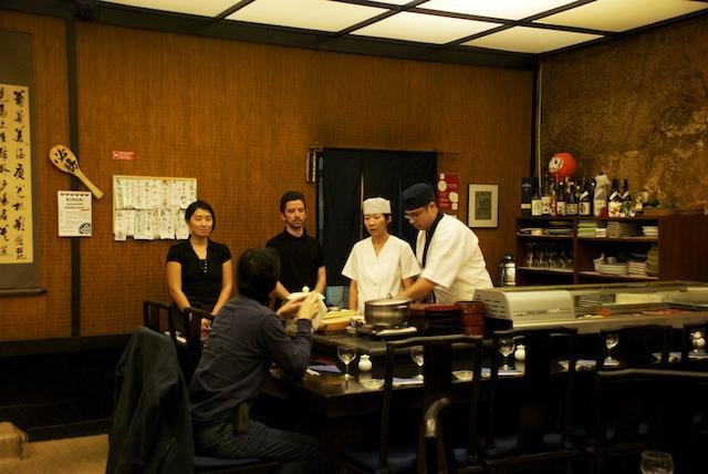 Restaurante Bonsai em Lisboa