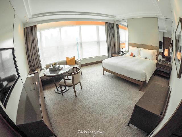 Conrad Executive Room Singapore