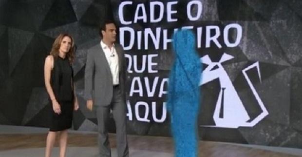 Fantástico da Rede Globo exibe reportagem 'Cadê o Dinheiro Que Estava Aqui' e revela que construtor de Cajazeiras ganhou 177 licitações